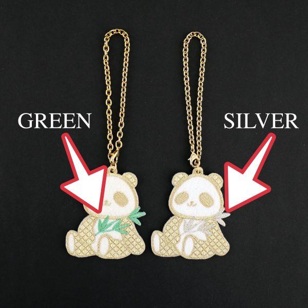 パンダチャーム緑と緑03